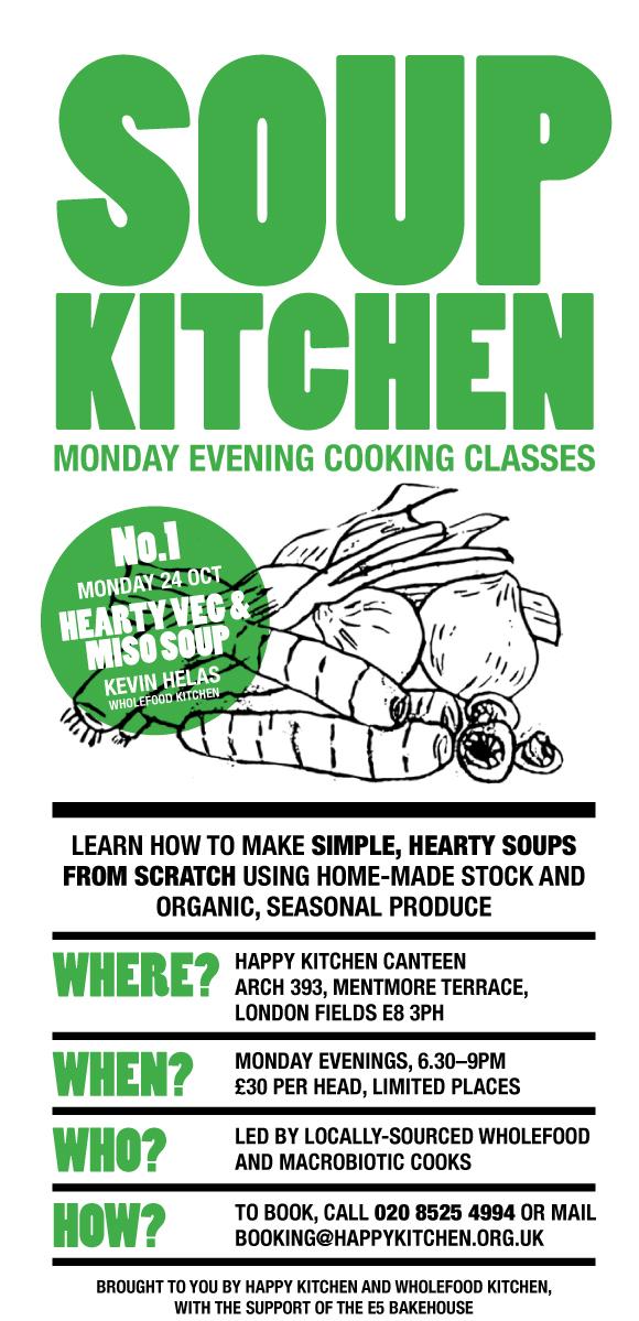 Organic Soup Kitchen Soup kitchen no1 workwithnaturefo